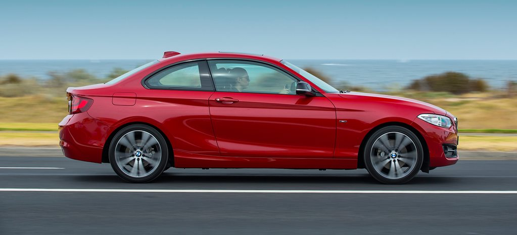 First Fang: BMW 228i