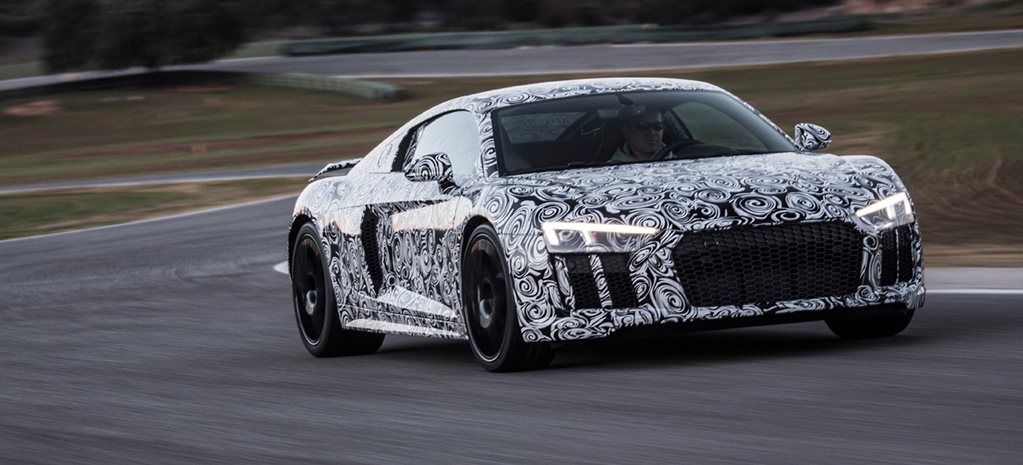 New Audi R8 details released ahead of Geneva
