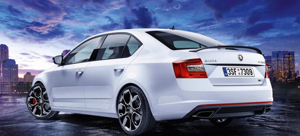 Skoda Octavia RS 230 previewed