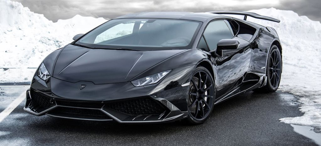 Mansory reveals turbocharged Lamborghini Huracan