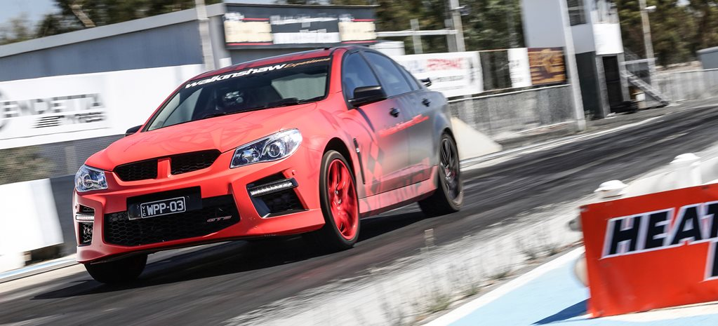 Walkinshaw WP507 review