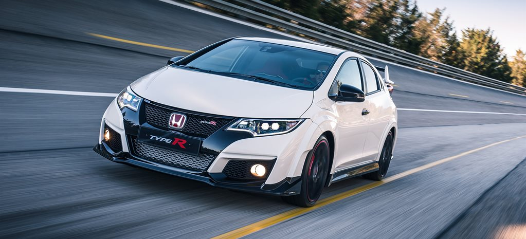 Geneva Motor Show: Honda Civic Type R in detail