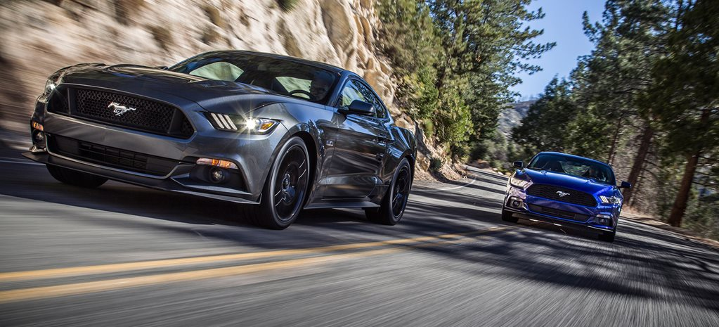 Ford reveals pricing for Oz-bound Mustang