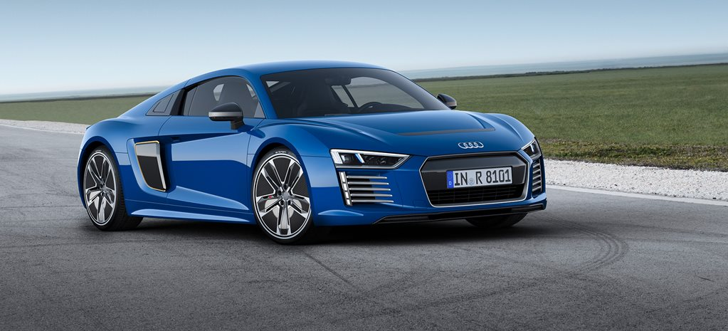 10 fast facts on Audi's new R8