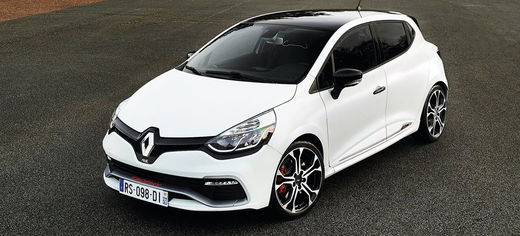 Faster, sharper, Clio RS 220 Trophy EDC due for Oz