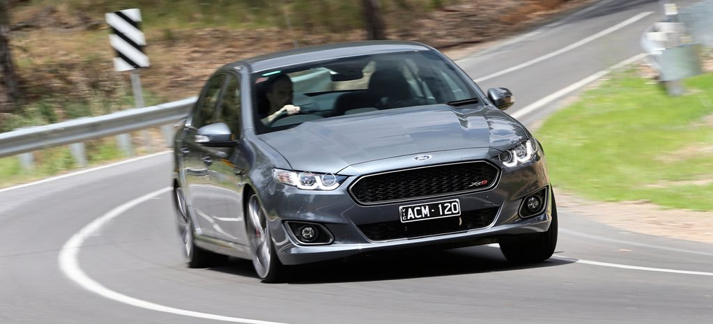 Ford increases XR8 production