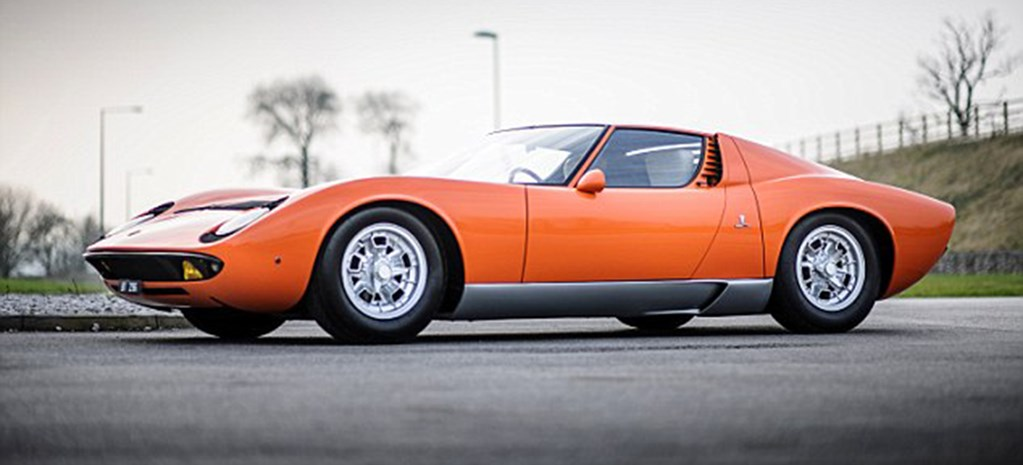 FOUND: The Italian Job Miura alive after 46 years