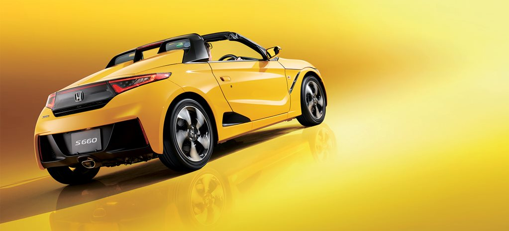 Launched: Honda S660
