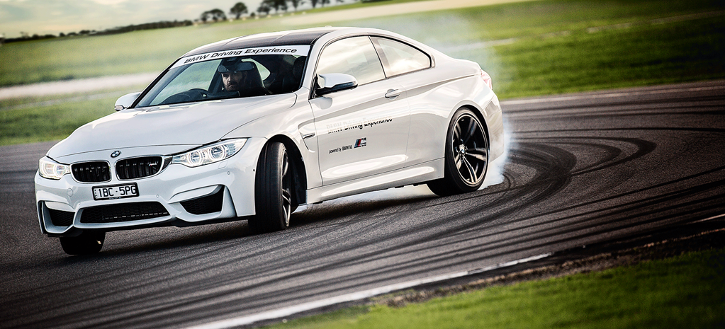 BMW M Drive Day Competition