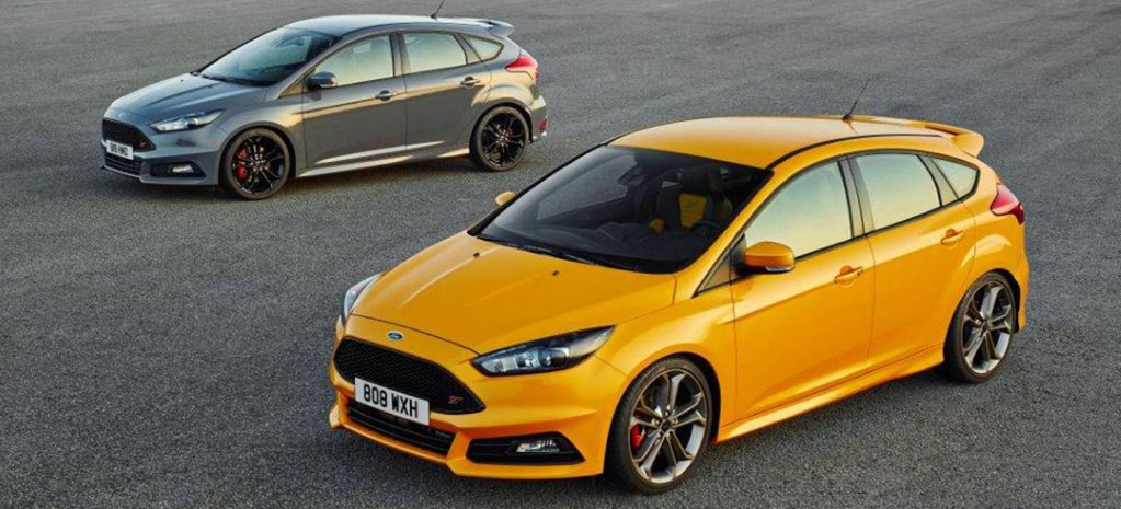 Details: New Ford Focus ST