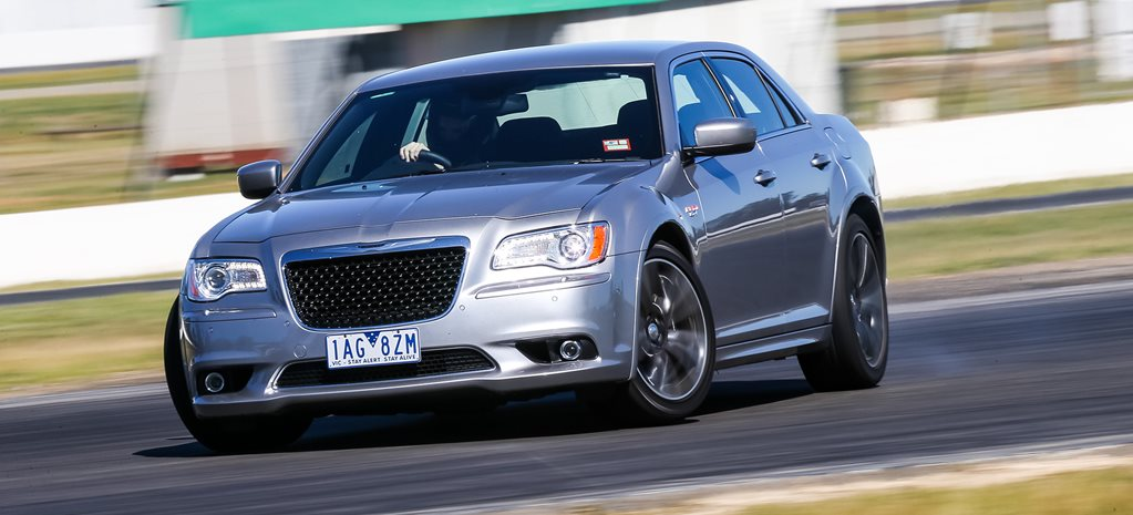 $50-100K: 4th - Chrysler 300 SRT8 Core