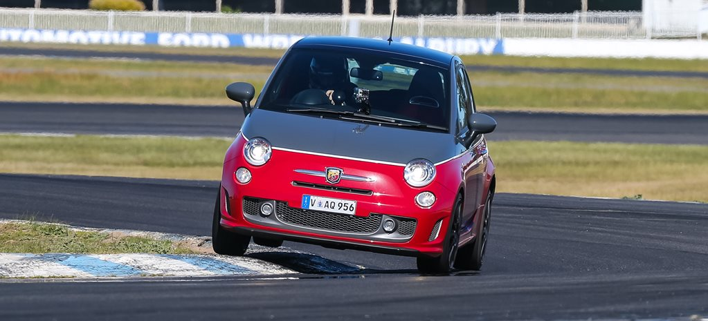 $0-50K: 13th - Abarth 595 Turismo