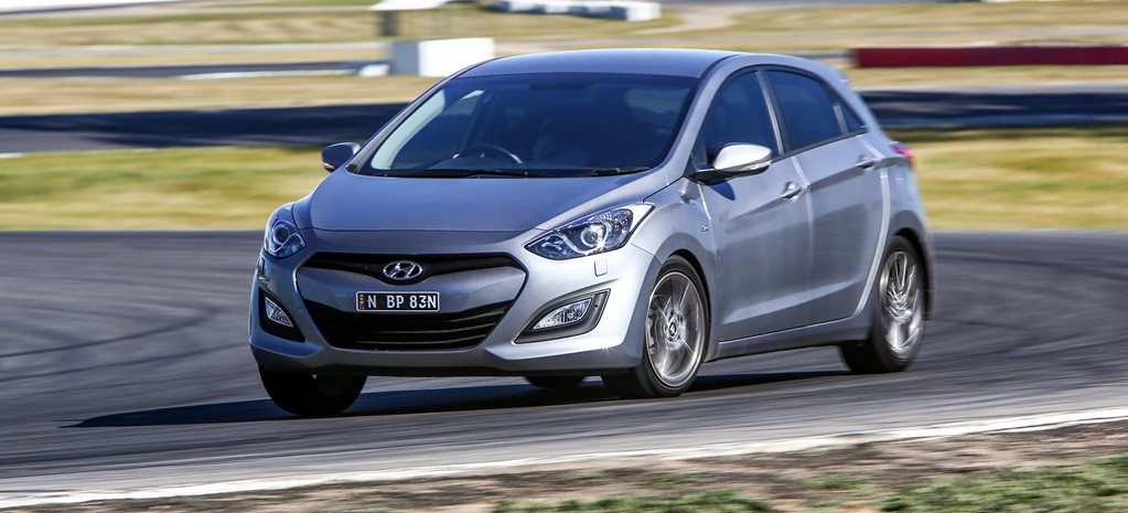$0-50K: 12th - Hyundai i30 SR