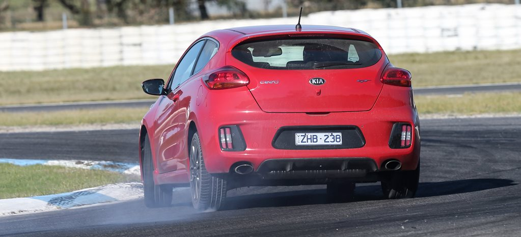 $0-50K: 9th - Kia ProCeed GT