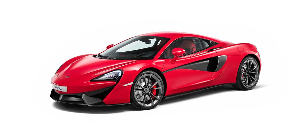 McLaren 540C coming to Oz