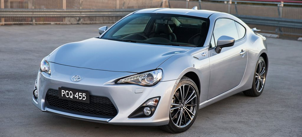 Toyota 86 auto review