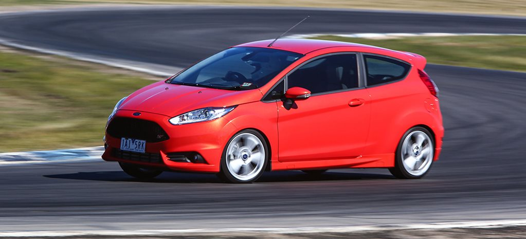 $0-50K: 2nd - Ford Fiesta ST