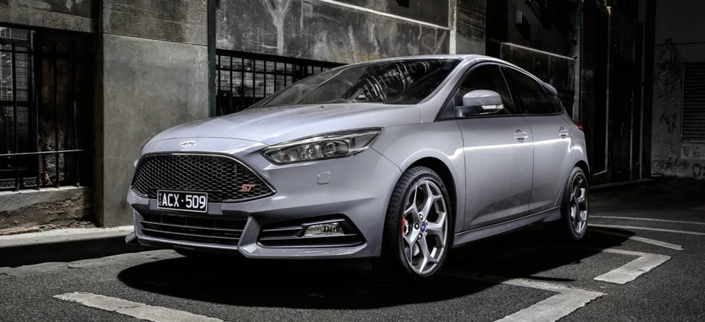 First fang: 2015 Ford Focus ST