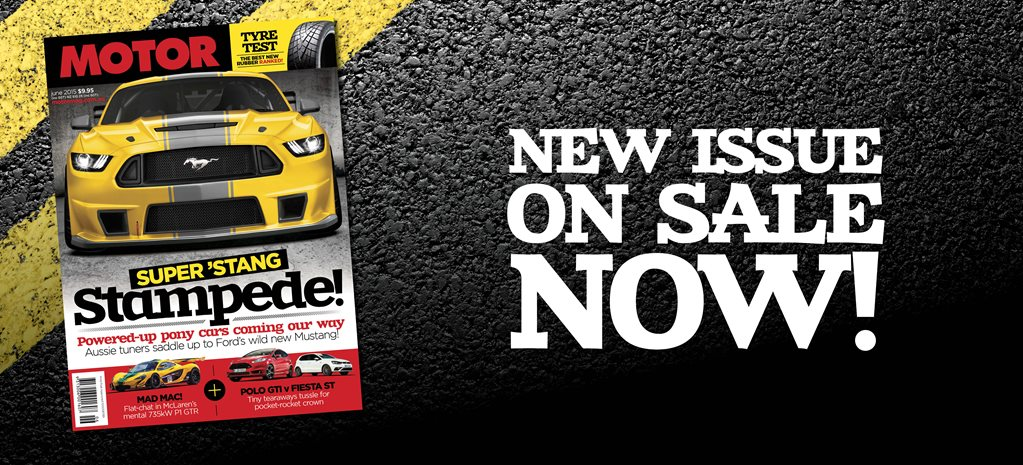 June MOTOR on sale now