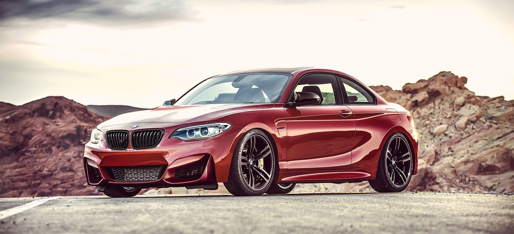 BMW M2 to pack 270kW/465Nm