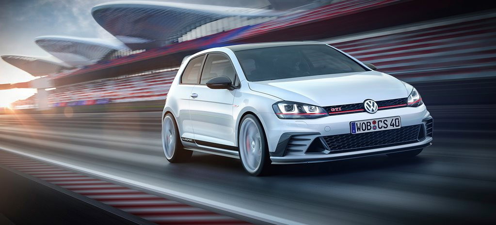 Volkswagen Golf GTI Clubsport officially revealed