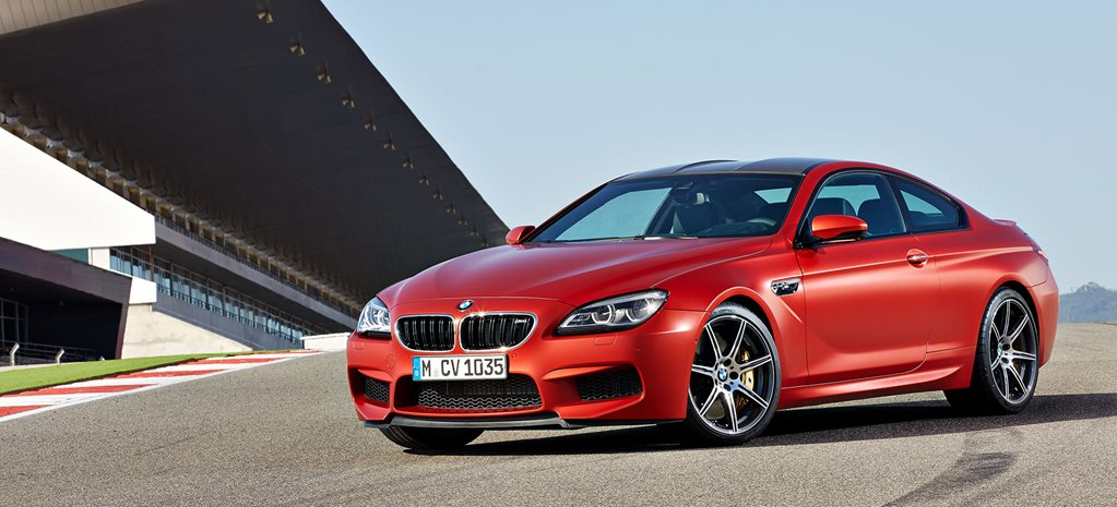 New BMW M6 packs 441kW/700Nm