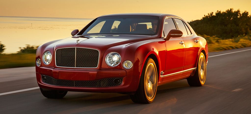 Bentley launches Mulsanne Speed