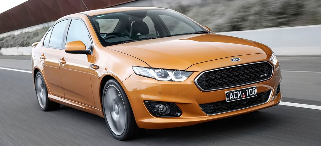 Ford Falcon XR6 review
