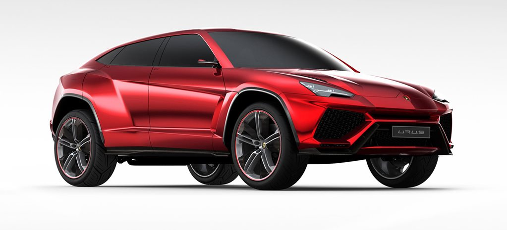 Lamborghini SUV gets green light
