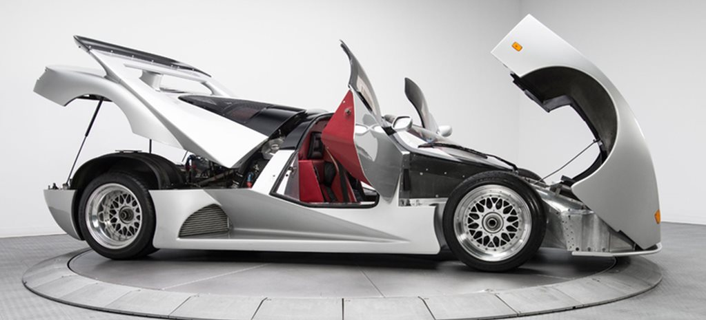 For Sale: The supercar you've never heard of