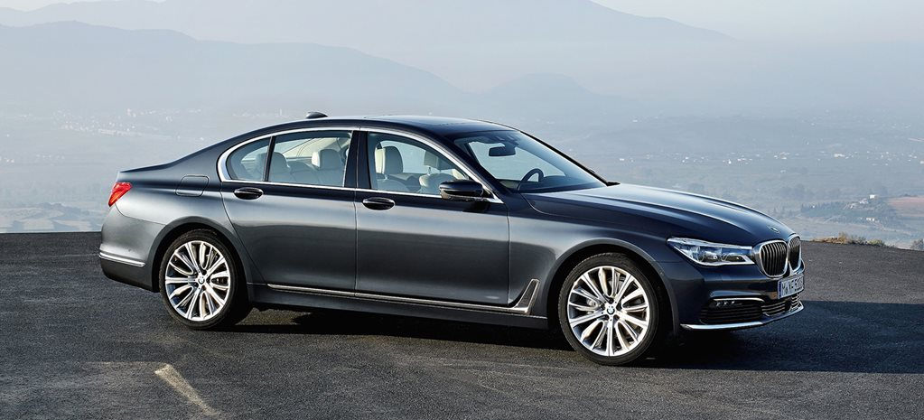 New BMW 7 Series revealed