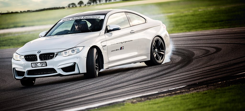 LIVE: BMW M Driving Experience