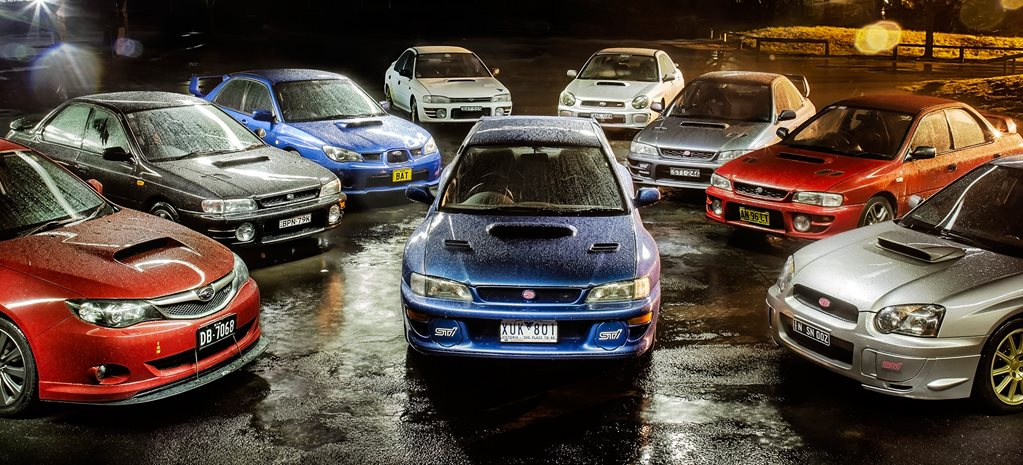 Subaru WRX Celebration: Introduction