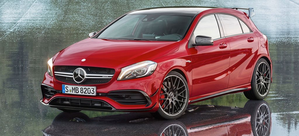 Mercedes-AMG A45 gets 280kW and 475Nm