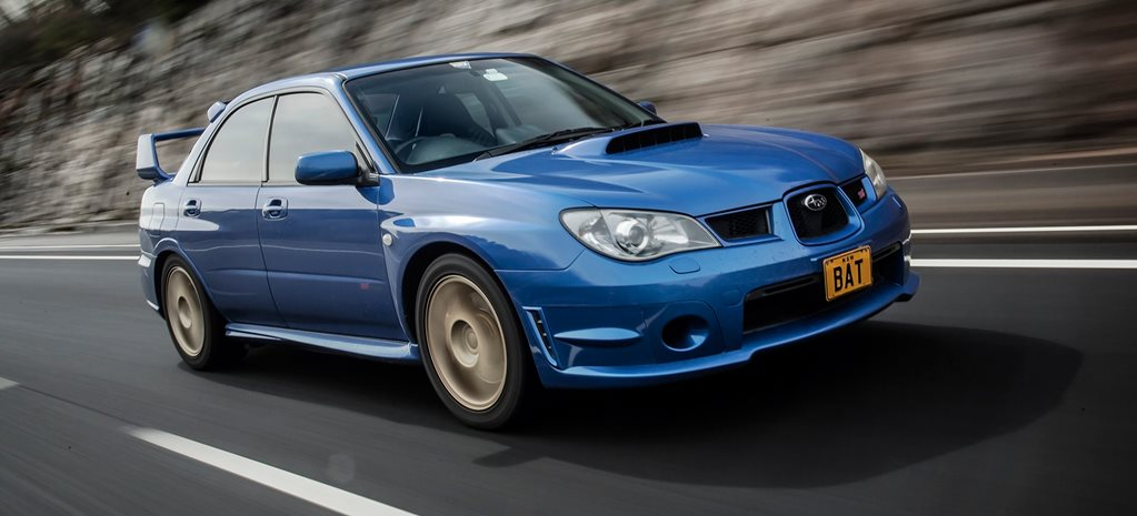 Subaru WRX Celebration: 2nd Generation