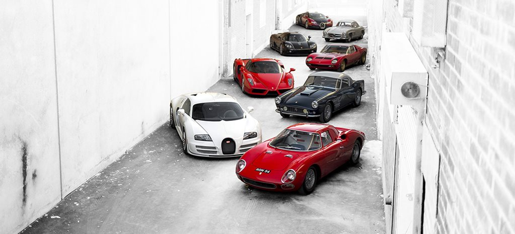 World's greatest car collection up for sale