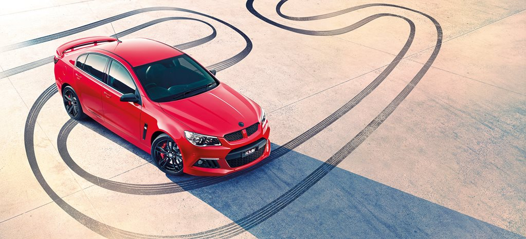 HSV Clubsport 25th Anniversary revealed
