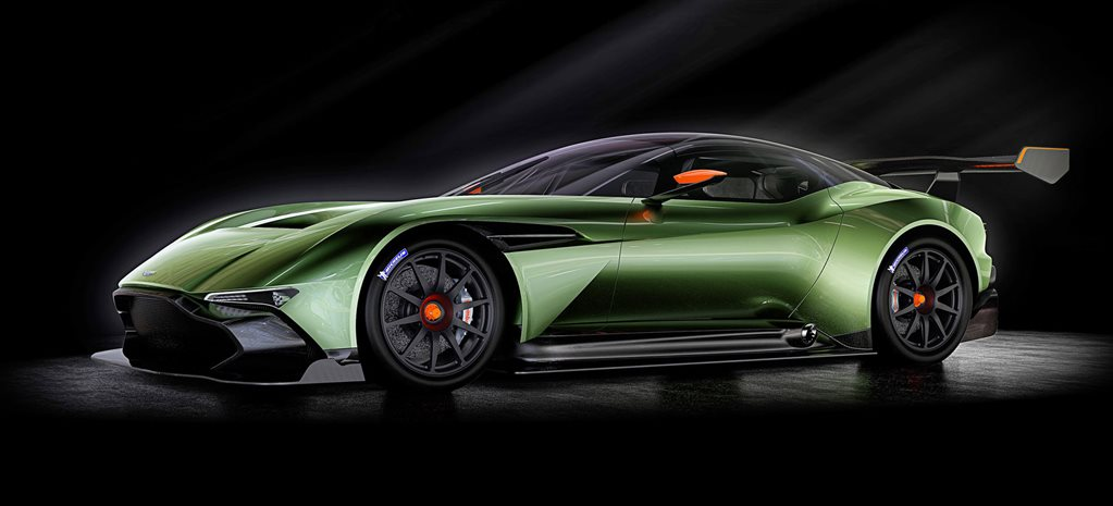 F1 guru to join forces with Aston Martin for new hypercar
