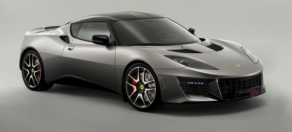 Lighter Lotus Exige and Evora 400 roadster coming