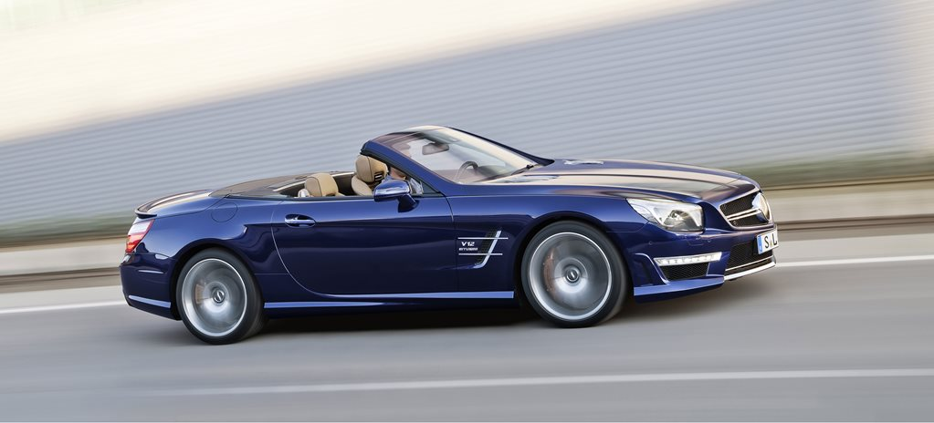 Mercedes-Benz SL65 AMG review