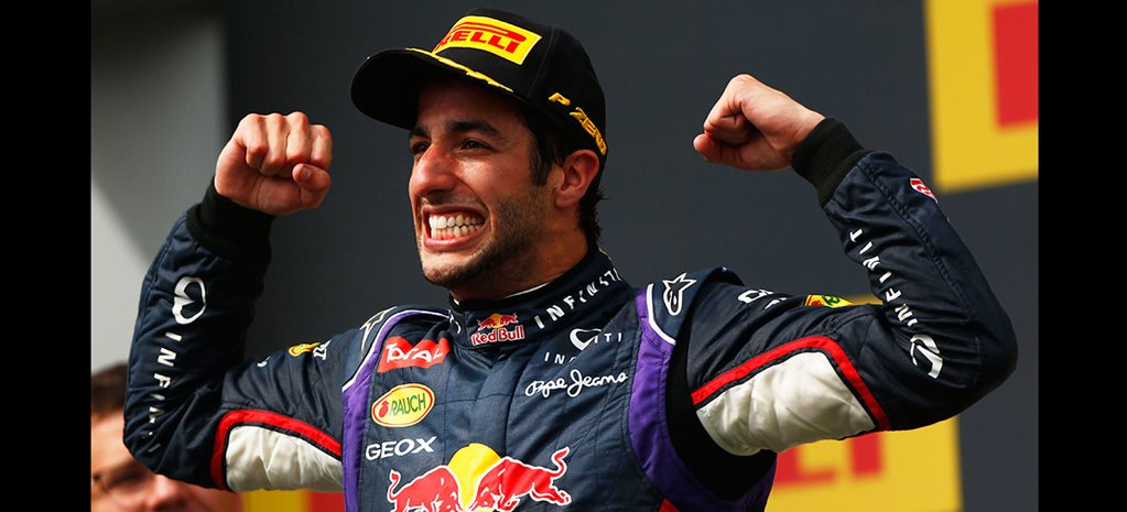 Ricciardo signs up for Race of Champions