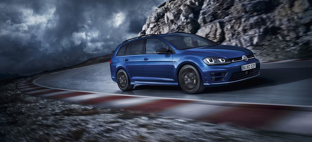 Golf R Wagon kicks off in Australia