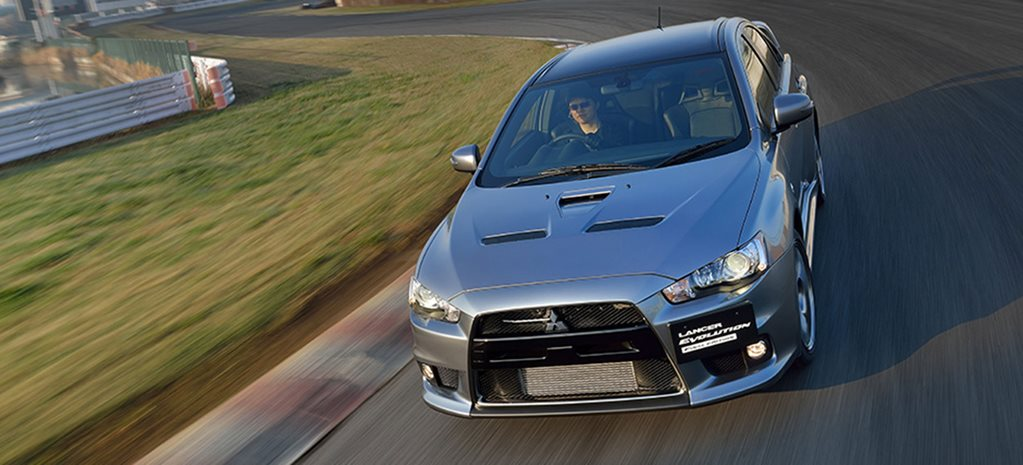 Lancer Evo X Final Edition due for Oz