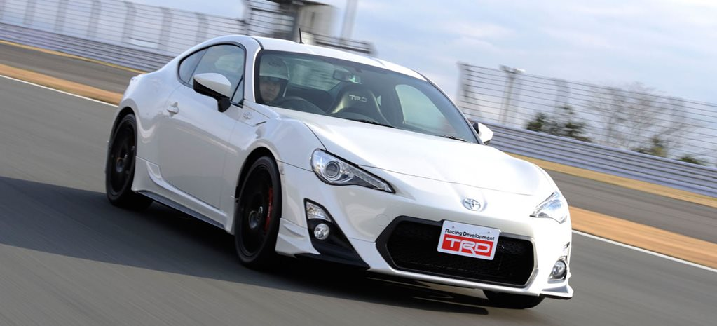 Toyota bringing TRD-tuned 86 to Oz