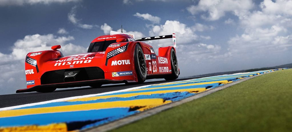 Nissan GT-R Nismo front-driver pulled from racing