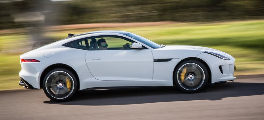 Jaguar F-Type Coupe R AWD review