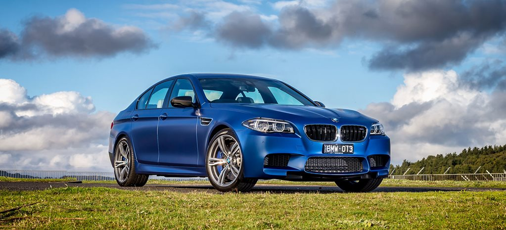 BMW introduces bargain M5