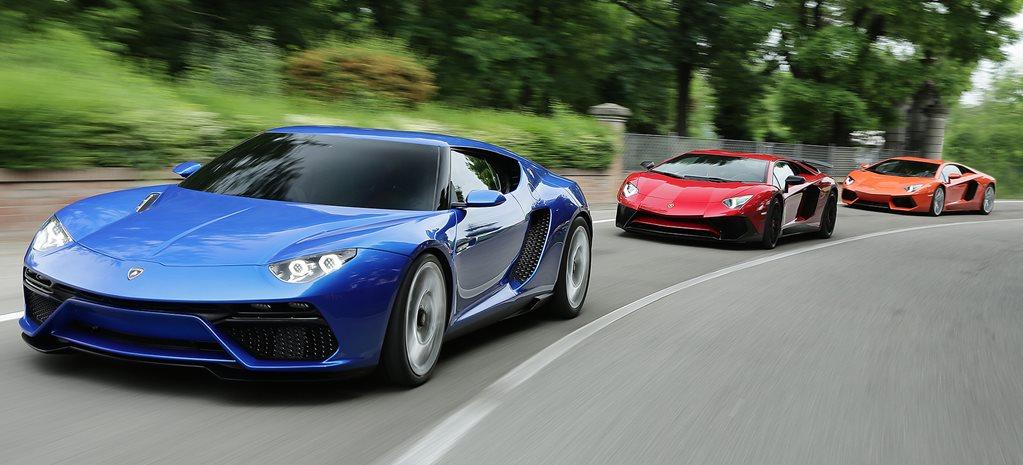 Lamborghini\u0027s Hybrid Future