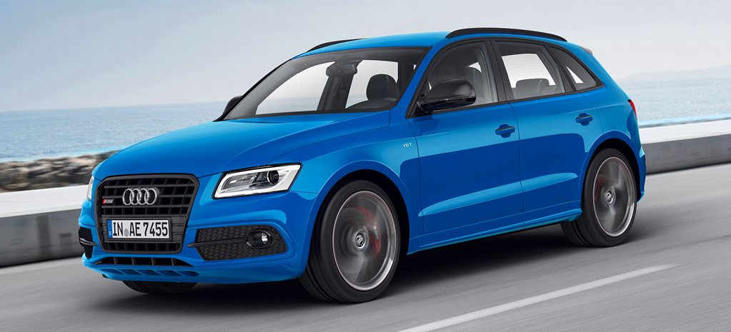 Audi SQ5 scores the Plus treatment