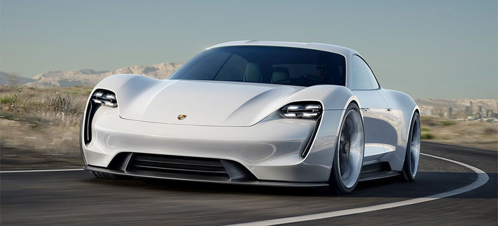 Frankfurt Motor Show: Porsche Mission E revealed